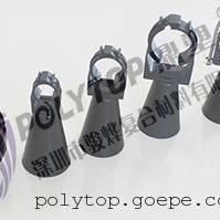 漏缆夹具,吊具,卡具,PA专用料