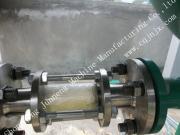 废汽车机油废润滑油蒸馏再生柴油系统