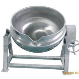 河南夹层锅厂家,郑州夹层锅厂家,食品蒸煮夹层锅