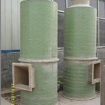 玻璃钢碱洗喷淋脱硫除尘器