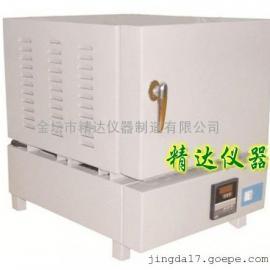 精达仪器SX2-2.5-12箱式电阻炉\马弗炉(一体式)