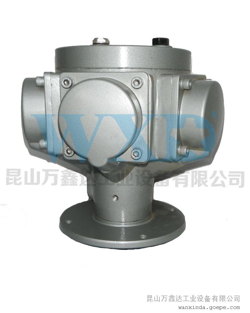 万鑫达WXD-M7 1.2HP活塞式气动马达 大功率气动马达