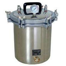 手提式压力蒸汽灭菌器(电加热)
