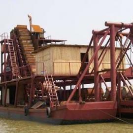小型淘金船厂家,小型淘金船价格,小型淘金船