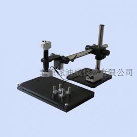 单筒视频显微镜 模块组合 可配长焦物镜 金相观察 实验室用