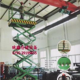 SJZ深圳自行剪叉式升降机