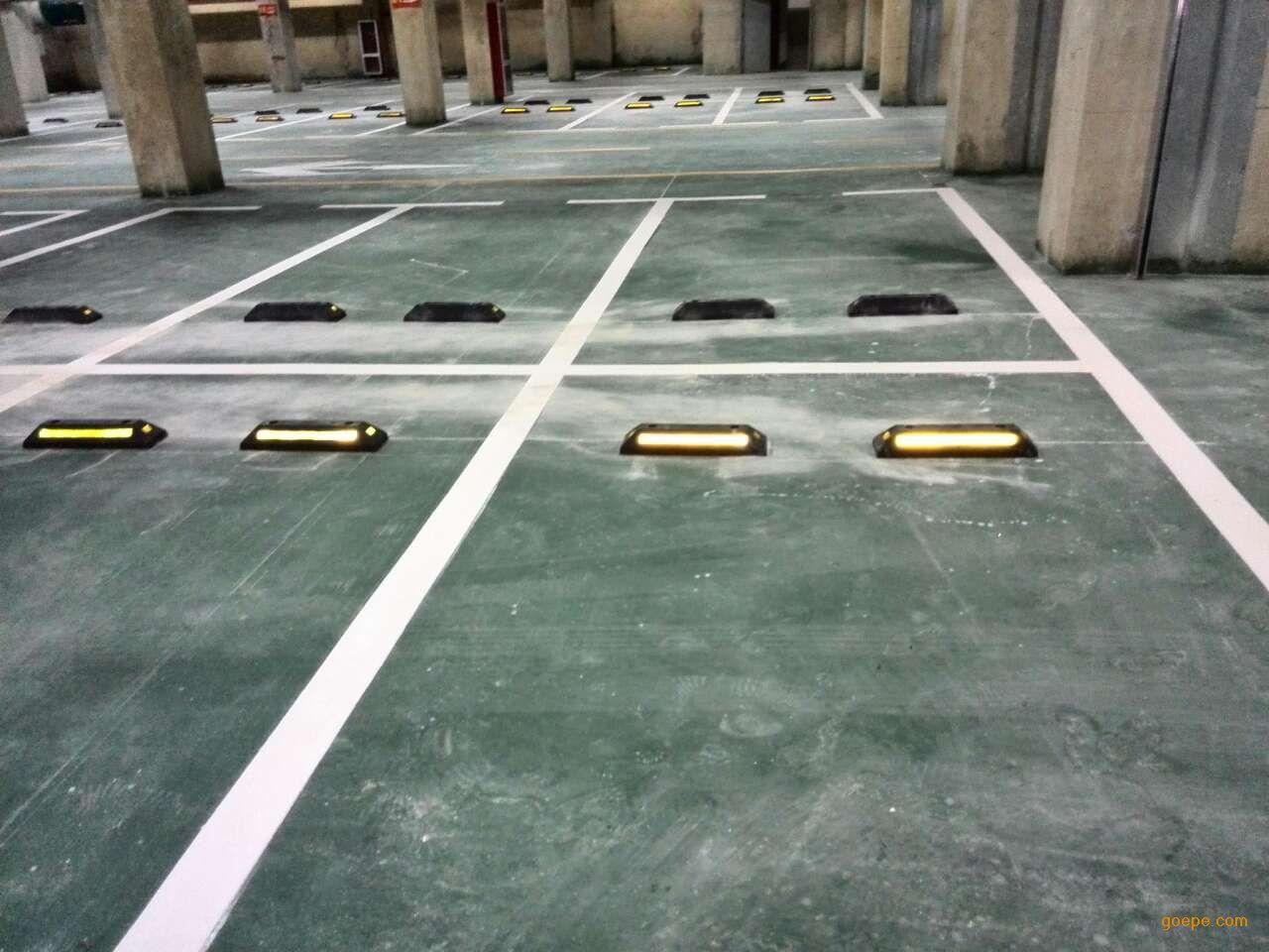 广州停车场画线设计方案,海珠区小区车位划线价格