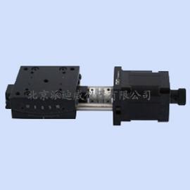 PJ110-10 精密型电动角位台(蜗轮蜗杆)移动平台 定位台