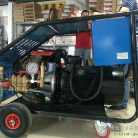 列管冷凝器高压清洗机|发电厂换热器高压清洗机