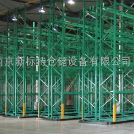 窄巷道货架,南京新标特仓储设备有限公司