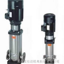 生活给水用GDL型立式多级管道离心泵 批发