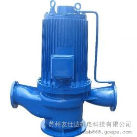 屏蔽式管道热水泵/防腐型屏蔽泵 批发