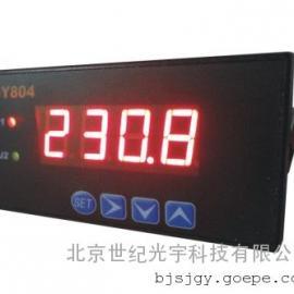 高精度智能电压表