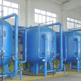 活性炭/石英砂过滤器-济南海牛工业设备有限公司