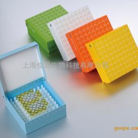 ID-Color 81格2英寸彩色纸翻盖冷冻盒