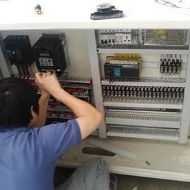 PLC定子电阻起动电路及编程