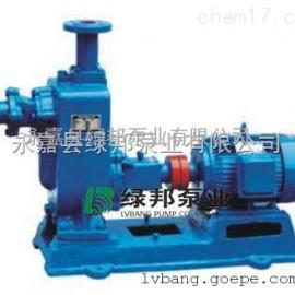 40ZW10-20无堵塞自吸排污泵