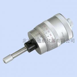 日本三丰微分头 机械微分头 测量微分头高精度0.001