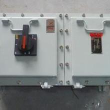 防爆电机保护器,BDZ52-20/3P防爆电机保护器
