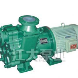 江大泵业供应ZCQB-F氟塑料自吸磁力泵