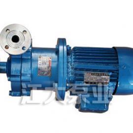 江大泵业供应CQ(CQ-F)不锈钢(氟塑料)无泄漏磁力泵