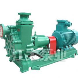 江大泵业供应FZB(卧式)氟合金自吸泵