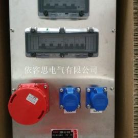 FXS-63/3不锈钢三防检修电源插座箱德力西原件