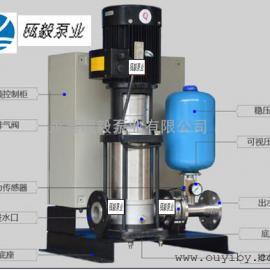 GWS-BS32-20自动变频增压泵厂家管道增压泵厂家价格