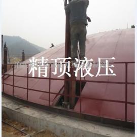 安徽池州杨浦水泥厂16台35T千斤