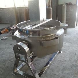 夹层锅,电磁炉夹层锅,肉制品夹层锅厂家