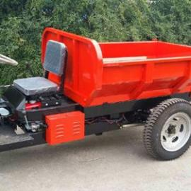 矿用三轮车,电动自卸车