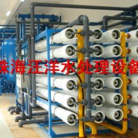 72吨/天大型反渗透海水淡化设备
