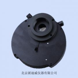 2003-XF3圆形五孔可调相衬聚光镜装置(无限明/暗场)
