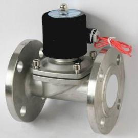 不锈钢法兰超高压电磁阀,进口超高压法兰电磁阀
