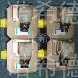 KRACHT(克拉克)齿轮泵