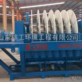 山东核工生产 陶瓷真空过滤机 矿山冶金化工行业使用