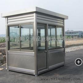 张家港停车场收费亭生产厂家-张家港候车亭制造厂家