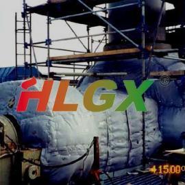 硅酸铝隔热保温包 灶具隔热棉 硫化机保温毯