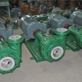 污水泵 UHB-ZK型化工污水�S帽� 耐腐�g耐磨砂�{泵 化工污水泵