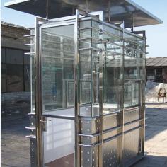 无锡售货亭厂-无锡移动售货亭-无锡活动售货亭制作