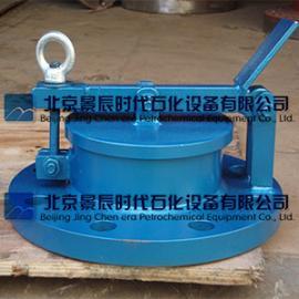 北京厂家直销150mm脚踏式量油孔,碳钢脚踏式量油孔加工