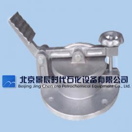 GLY脚踏量油孔(铝合金)脚踏式量油孔 4寸 DN100