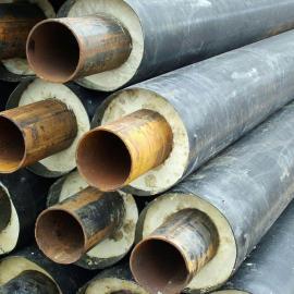 沧州保温钢管厂生产219-1020聚氨酯直埋保温管优势多