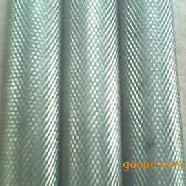 足量供应Q235钢网纹棒Q235钢滚花棒厂家