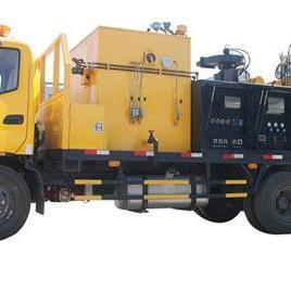 供应路面养护机械 山东盛源 综合养护车性能一流