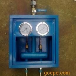 氧气氮气二氧化碳乙炔丙烷燃气空气气体点阀箱接头箱终端箱
