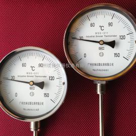 广州WSS-511双金属温度计