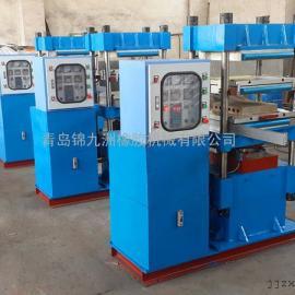 高精度PLC全自动硫化机,山东优质手动推出式硫化机价格