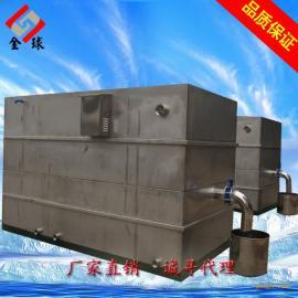 厂家热销环保不锈钢油水分离器无动力隔油池餐饮厨房专用