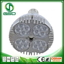 格士厂家直销par30射灯40W采用德国进口欧司朗灯珠